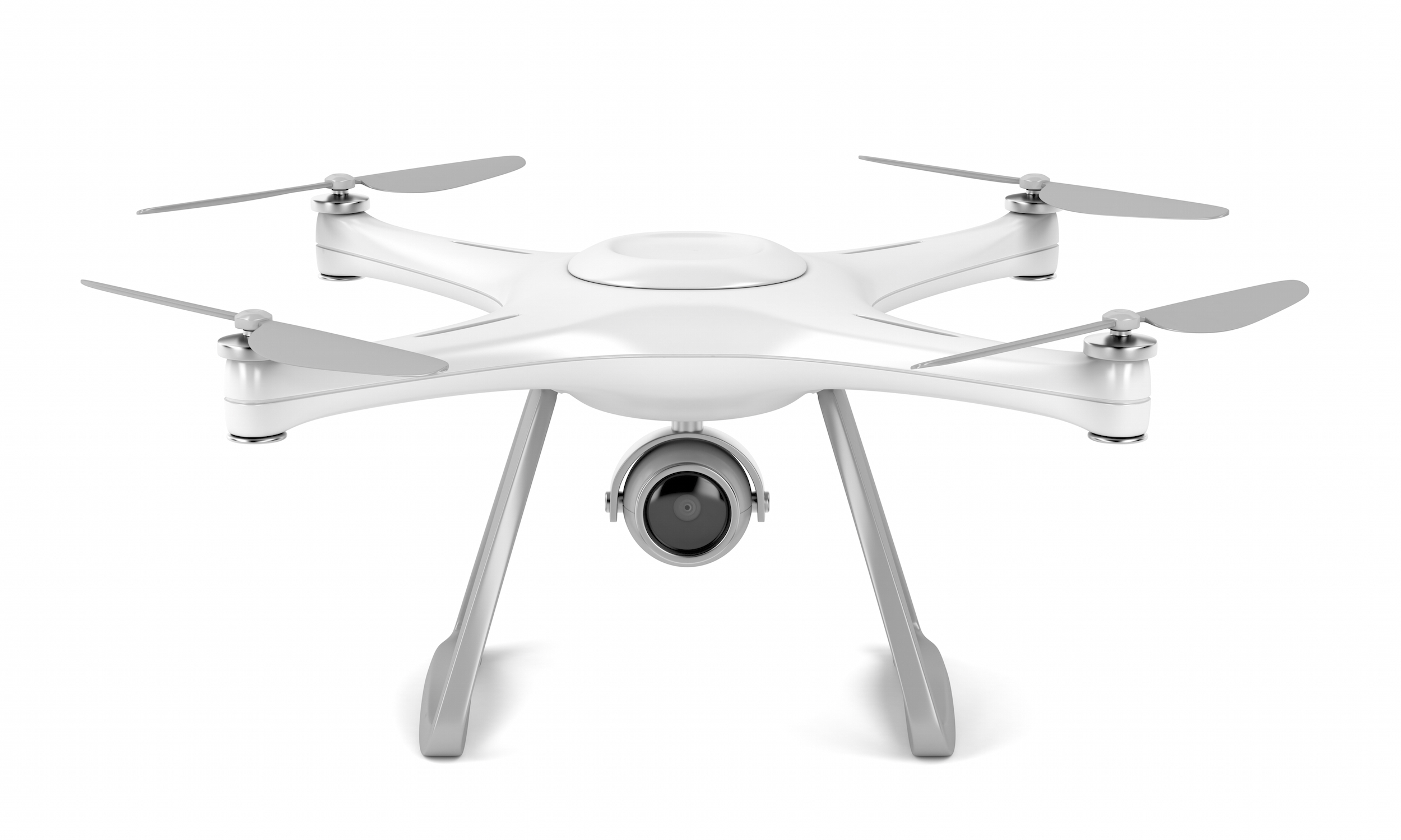 photo of a drone used for real estate photography