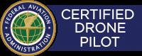 Faa certified drone photographer pilot santa barbara